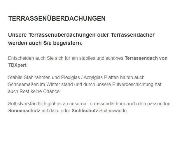 Wintergarten, Überdachungen für 54298 Aach, Newel, Trierweiler, Trier, Ralingen, Kordel, Welschbillig und Eisenach, Igel, Idesheim